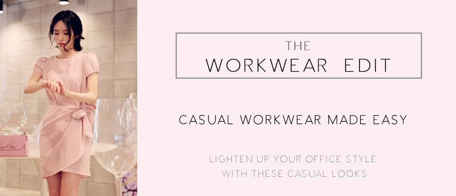Work Wear Edit - Workwear Casuals